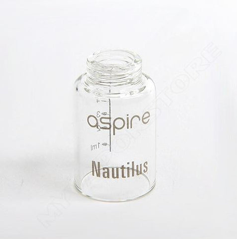 Authentic Aspire Nautilus Replacement Glass - VAPOLOCITY's Online Store