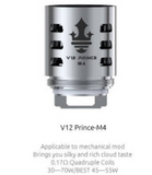 SMOK TFV12 Prince Replacement Coil Head