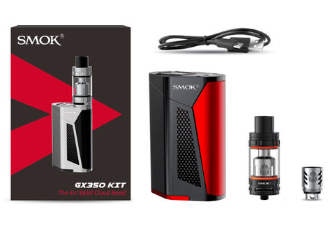 SMOK G350 Kit w/TFV8 Cloud Beast