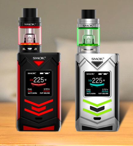 SMOK Veneno 225W TC and TFV8 Baby Light Edition Full Kit
