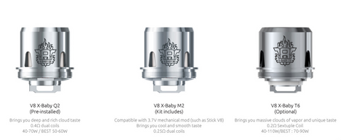 SMOK TFV8 X-Baby Replacement Coil Head