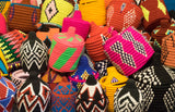Moroccan Berber Bread Baskets | Worldwide Textiles