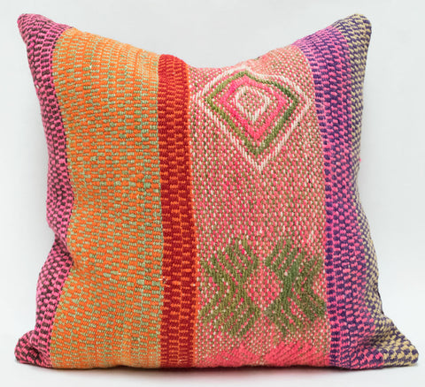 Peruvian Frazada Pillow