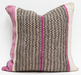 Peruvian Frazada Pillow | Worldwide Textiles