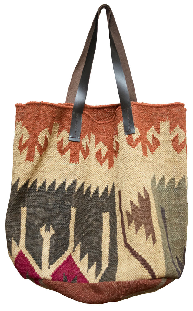 Kilim Carpet Bag
