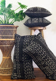 Mali Mudcloth Pillows | Worldwide Textiles