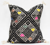 Mexican Textile Pillow Cover | Worldwide Textiles