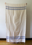 White-Blue Hammam Towel