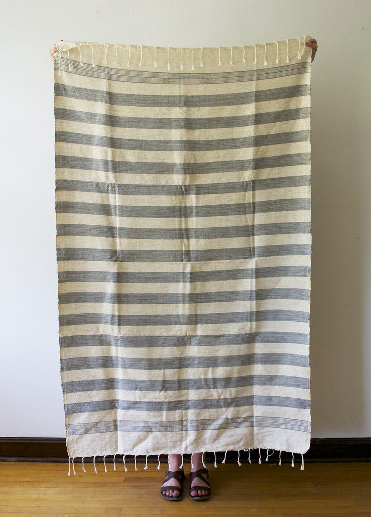 Gray Hammam Towel
