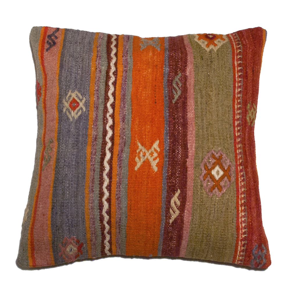 Vintage Turkish Kililm Pillow