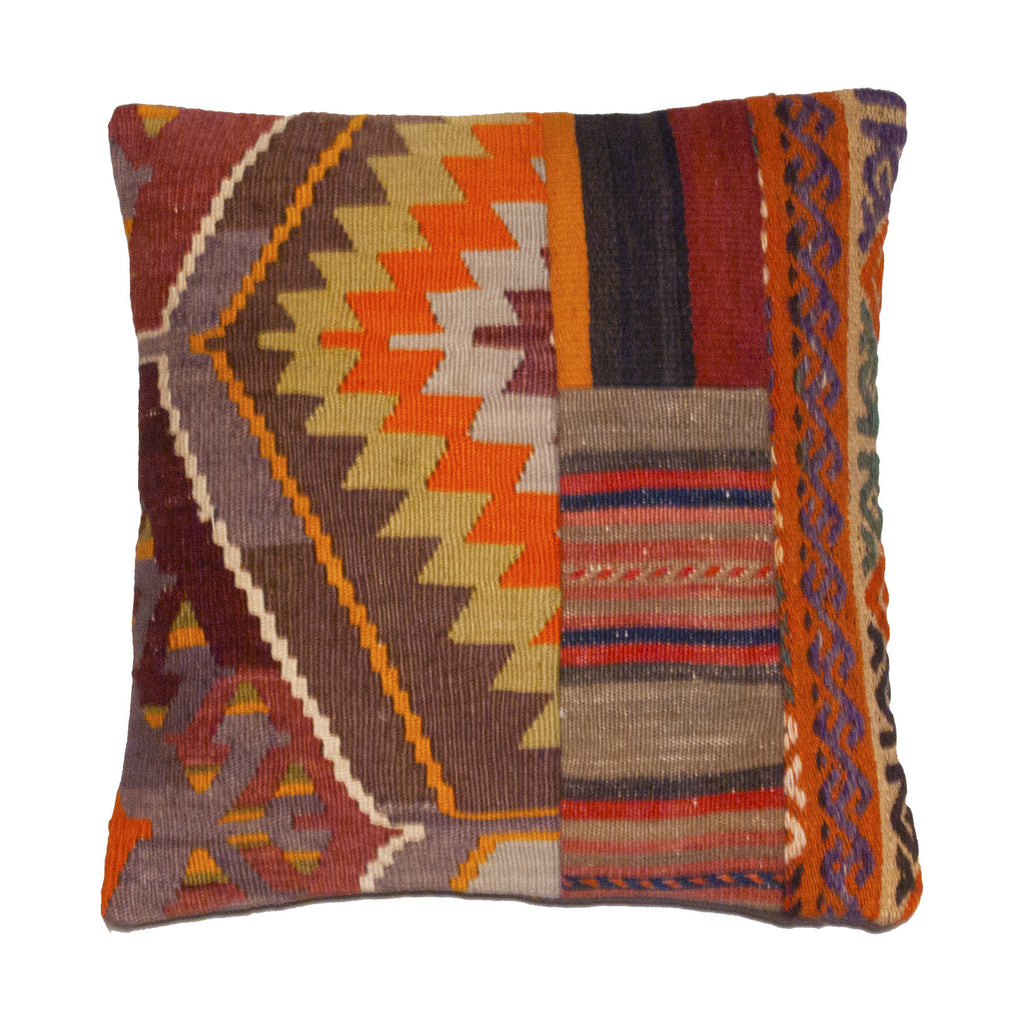 Vintage Turkish Kilim Pillow