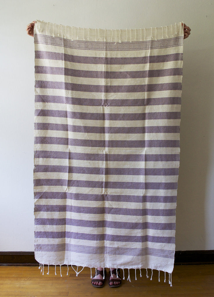 Purple Hammam Towel