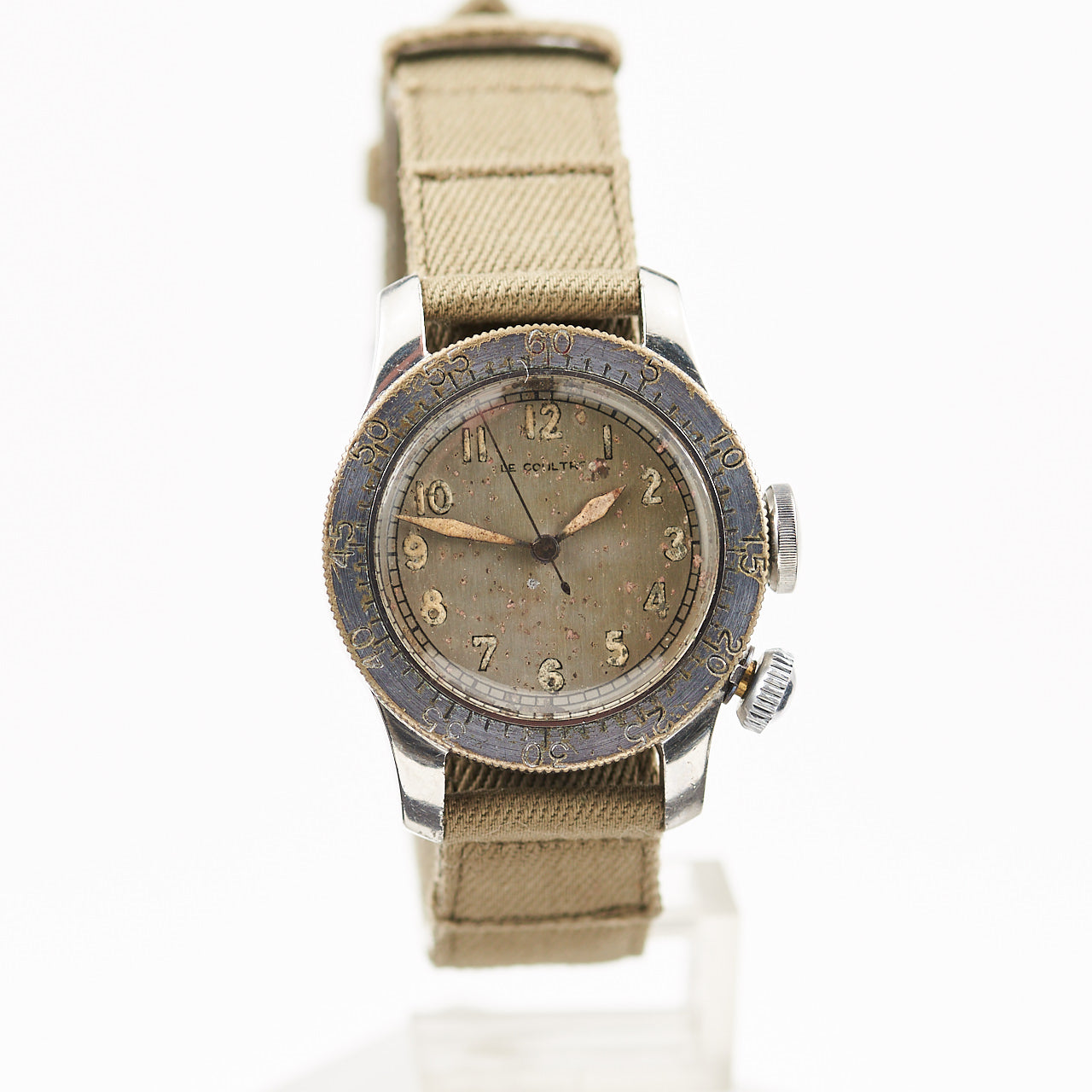 LeCoultre Preowned Military Weems (C24-76)