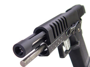 NINE BALL Shooter's Non-Recoil Outer Barrel for Marui Hi-Capa 5.1