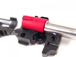 Nine Ball Wide Use Air Seal Hard Type Hop Up Rubber Chamber for Marui GBB Pistol / VSR-10 (Red)