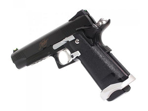 Nine Ball NEO Magwell For Marui Hi-Capa 5.1/4.3 (Black)