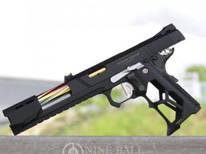 Nine Ball Skeleton Grip (Mod.R) For Marui Hi-Capa