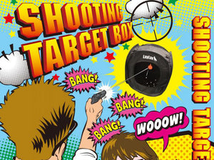 LayLax Satellite Shooting Target Box