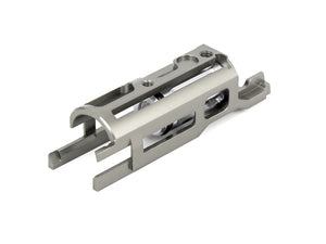 EDGE ULTRA LIGHT Aluminum Blowback Housing for Hi-CAPA/1911 (Titanium Grey)
