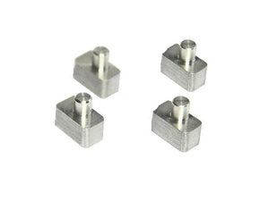 JLP Extended Base-Pad Lock for MaruiI Hi-Capa Magazine (Set of 4pcs)