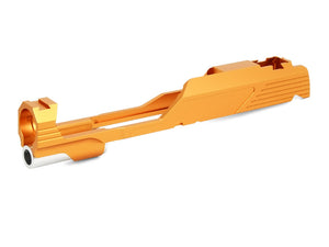 "EDGE Custom ""MEGA"" Aluminum Standard Slide for Hi-CAPA/1911 (Orange)"
