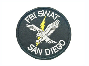 FBI SWAT Patch with Velcro