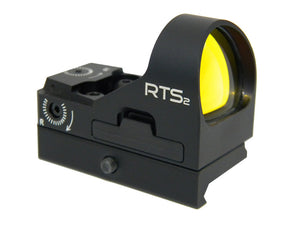 C-MORE RTS2R - Micro Red Dot Sight w/Rail Mount