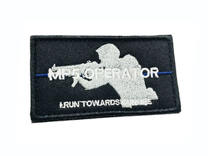 MP5 Operator Patch with Velcro