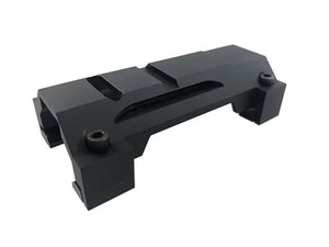 T Custom 10266 CNC Low Profile Mount with Marking For For VFC/WE MP5 GBB