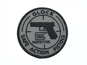 Glock Factory Patch with Velcro