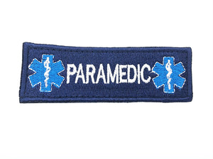 Paramedic Patch with Velcro