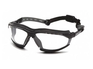 Pyramex Isotope® Safety Glasses Anti-Fog, Scratch-Resistant Lens