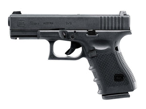 Umarex (VFC) Glock 19 Gen 4 Gas BlowBack Pistol (Black)