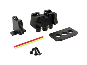 MITA Fiber Optic High Sight Set For SIG Sauer M17 GBB