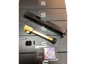 EMG (G&P) SAI Steel Slide Kit For Marui / WE GBB Pistol