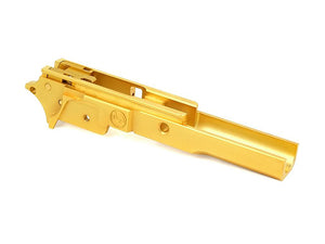 Airsoft Masterpiece Steel Frame - Infinity 3.9 inches (Gold)