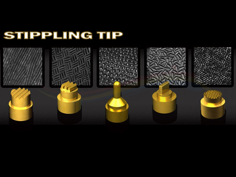 DP Copper Stippling Tip (5 Style)