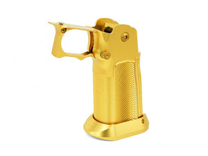 "EDGE Custom ""MET"" Aluminum Grip for Hi-CAPA (Gold)"
