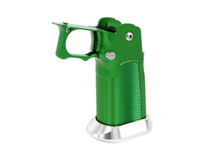 "EDGE Custom ""MET"" Aluminum Grip for Hi-CAPA (Green)"