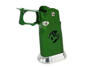 "EDGE Custom ""INF"" Aluminum Grip for Hi-CAPA (Green)"