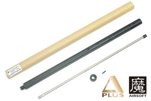 "A+ 20"" Fluted Outer Barrel & 6.01 Inner Barrel Rubber Set  for KJW KC02 (440mm)"