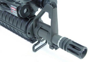 Guarder Steel Barrel Front Section For CQB-R AEG