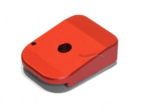 ADepot Front Insert Mag Base Pad For Hi-Capa GBB (Red)