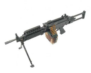 SAA MK46 SPW (Paratrooper Model) AEG Machine Gun