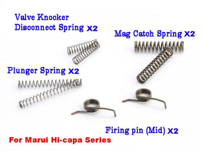 AIP Spare parts of spring for Hi-Capa Series