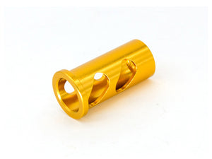 AIP Aluminum 4.3 Recoil Spring Guide Plug (Gold) For Marui Hi-Capa 4.3