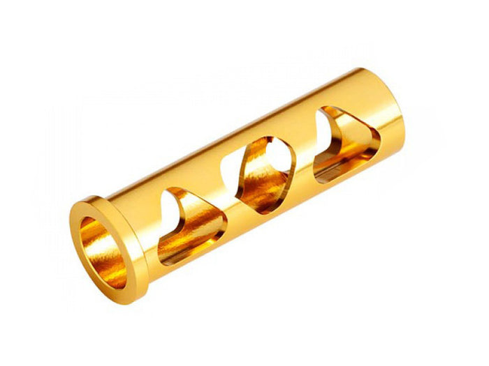 AIP Aluminum 5.1 Recoil Spring Guide Plug (Gold) For Marui Hi-Capa 5.1