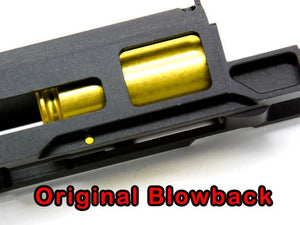 AIP Adjustable Blowback Housing for Marui 5.1/ 4.3 / 1911