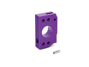 AIP Aluminum Trigger (Type D) for Marui Hi-capa (Purple/Short)