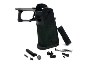 AIP Custom Grip Set Stippled for Marui Hi-capa 5.1/4.3 (Type A)